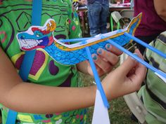 Dragon boat craft www.luckybamboocrafts.com Boat Crafts, Fun Crafts, Crafts For Kids, Chinese Crafts, Festive Crafts, Dragon Boat Festival, Lucky Bamboo, Diy Boat, Stem Projects