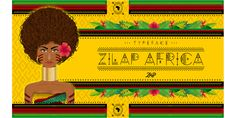 Free font Zilap Africa by ZILAP ESTUDIO - ZP