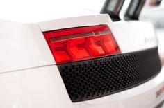 Details Lamborghini Superleggera, Bose, Mini