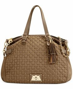 Juicy Couture Upscale Quilted Nylon Lauryn Bag