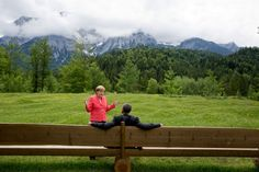June 8, 2015: President Barack Obama talks with German Chancellor Angela Merkel at the G7 Summit at Schloss Elmau in Bavaria, Germany. (Official White House Photo by Pete Souza)