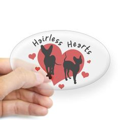 I support Hairless Hearts, do you?! Show your support and help our breed.