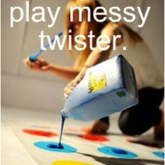 Looks so funnn:) I want to try it!