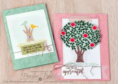Thoughtful Branches Stamp Set #stampinup 3