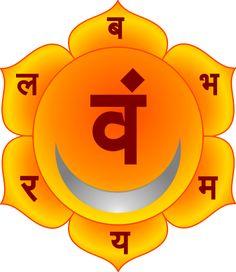 Svadhisthana, el segundo chakra