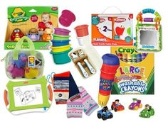 40+ Stocking Stuffers for Toddlers..almost time to start thinking about this again