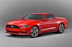 2016 Mustang Pickup