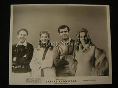 Ann Margaret Movies | 1971 Ann Margret Jack Nicholson Carnal Knowledge Vintage Movie Photo ...