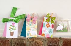 Lindsey @ Occasional Crafting: 12 Kits of Occasions - March March 12th, Crafting, Gift Wrapping, Kit, Gift Wrapping Paper, Wrapping Gifts, Crafts To Make, Crafts, Handarbeit