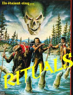 Rituals vhs cover