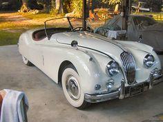 1956 Jaguar Roadster- 1 of my 2 dream cars