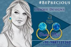 Jewellery is a very personal thing it should tell a story about the person who is wearing it... Buy Beautiful Silver Diamond and Gemstone Earrings from Goyal Jewellers Jaipur!!! 📞Order Now- +91-9887121262 #BestJewellersinJaipur #JewellersinJaipur #FashionJewellery #SilverJewellery #Jaipur #Rajasthan #gemstonejewellery #diamondjewellery #earrings #rings #bangles #pendants #bracelet #BePrecious