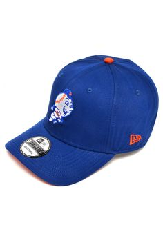 Boné New Era Snapback 940 New York Mets MLB Azul-Marinho 6653de94b79e0