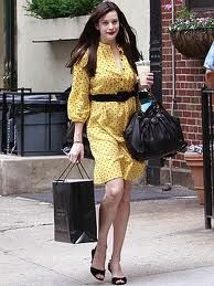 I think she is just adorable in her little yellow dress! Circle Shape, Triangle Shape, Inverted Triangle, Liv Tyler, Most Favorite, Yellow Dress, A Boutique, Body Shapes, Dressing
