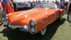 Lincoln Indianapolis Boano Coupe