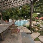 pool landscaping 18 #EasyPin