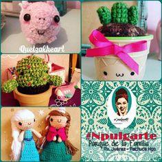 #Quetzalheart artesanías crochet hechas con el corazón   Nos vemos el domingo, #Npulgarte en Parque de la Familia (Av. Juárez #Pachuca ) 11:00 a 5:00pm #Bazaritinerante #ConsumeLocal #HechoenMéxico