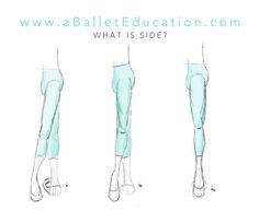 what is a la seconde a ballet eduation