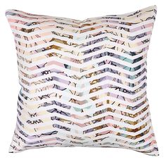 Fauna Mint Pillow de