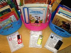 Ipods in the Classroom for Listen to Reading