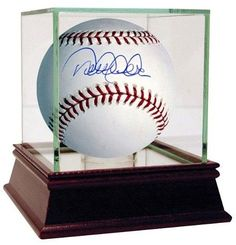 New York Yankees MLB Derek Jeter Autographed Baseball