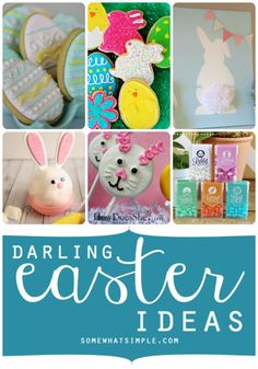 Happy Easter! 30+ Best Easter Ideas