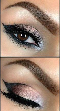 Smokey Eye Makeup Idea