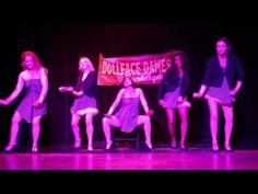 Journey Through Time Burlesque