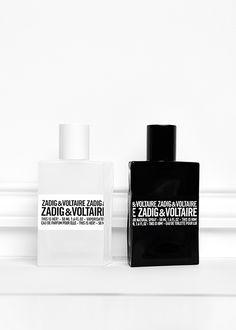 """""""Элегантный и простой дизайн флакона вдохновлен современным искусством. Мы хотели сосредоточиться на минималистичном дизайне и черно-белой гамме как символе противостояния и притяжения между мужчиной и женщиной"""", - Cecilia Bonstrom креативный директор #zadigetvoltaire. Ароматы This is Her! и This is Him! от Zadig&Voltaire представлены #эксклюзивно в #ЛЭтуаль! #thisiszadig #zadigetvoltaire #zadigfragrances Купить ➡ http://goo.gl/AfyXyJ  #парфюмерия #новинка #парныйаромат"""