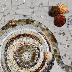 mosaic. $1,100.00, via Etsy.