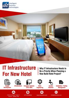 Technology is advancing at a faster pace than ever before, and this is changing both the expectations of patrons as well as the way in which the hospitality industry conducts its business. Structured Cabling, Innovation Strategy, Intelligent Technology, Managed It Services, Cable Companies, Program Management, Hotel Staff, Dubai Hotel, Front Office