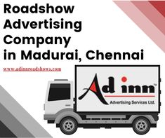 Roadshow Advertising Company in Madurai, Chennai, Adinn Advertising advertises with Van Road Shows as an inventive and cost-effective mode of reaching the targeting audience. Advertising Services, Madurai, Chennai, Inventions, Van, Vans