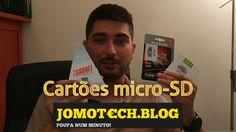Cartões micro-SD... Várias marcas a um preço amigo da carteira! http://jomotech.blog/2017/09/07/cartoes_micro_sd/ #jomotech #microsd #sd #card #cartao #sdcard #tf #samsung #ov #mixza #gearbest #uhs #speed #fast #write #read #shockproof #waterproof #resistant #reliable #choque #barato #cheap #gopro #dslr #cam #photo #record #safe #gearbest