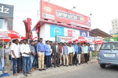 Laptop Service GBS 15th Branch  Inaugurated at OMR Road, Thoraipakkam, Chennai on April 3, 2017.