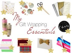 My Gift Wrapping Essentials I Style By Charlotte - German Fashion & Lifestyle Blog #Christmas