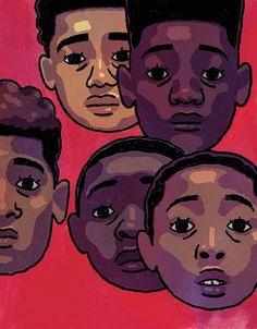 110 Ideas De Los Cinco De Central Park En 2021 Central Park Kevin Richardson Niños Negros