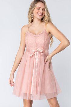 Cami Midi Dress, Tube Top Dress, Dress Up, Mini Dress With Sleeves, Lace Sleeves, Lace Mesh Dress, Camisole, Mauve Dress, Lace Embroidery
