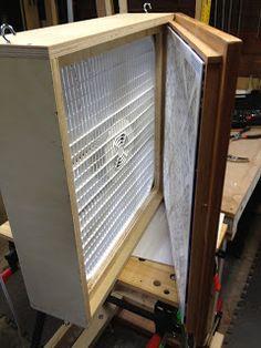 Wood Shop Air Purifier