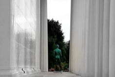 guardian of the museum by:Mirella_Lang Austria, Museum, Curtains, Home Decor, Insulated Curtains, Homemade Home Decor, Blinds, Draping, Decoration Home