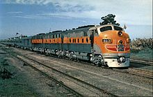 March 20, 1949 – The Chicago, Burlington & Quincy, Denver & Rio Grande Western and Western Pacific railroads inaugurate the California Zephyr passenger train between Chicago and Oakland, California, as the first long distance train to feature Vista Dome cars as regular equipment.