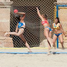 # beach handball