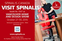 Visit SpinaliS Canada booth at Vancouver Home and Design Show on October 27-30, 2016  #architecture #vancouverhomeanddesignshow #designshow #spinalis #spinaliscanada #vancouverconventioncentre #casa #diy #decor #decoração #decoration #decoracion #decorating #tv #plantas #colorido #furniture #homedecor #homesweethome #homemade #homestyle #home #homedesign