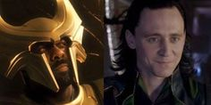 Loki and Heimdall are going to have a scene in Avengers Age of Ultron!!!!!! <----- OMG OMG WHAT OMG