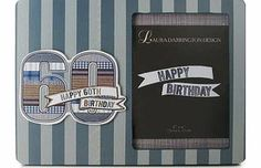 Happy 60th Birthday 4 x 6 Denim Style Photo Frame This Happy 60th Birthday 4 x 6 Denim Style Photo Frame is a modern striking designedphoto frame anda fabulous place for him to display a special memorable photo fromhis 60th birthday celebration.Th http://www.comparestoreprices.co.uk/photo-frames/happy-60th-birthday-4-x-6-denim-style-photo-frame.asp