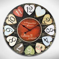 Relógio de Parede Sonhos