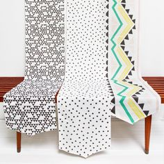 table runner in Dots $39