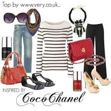 coco chanel inspired fashion - Google Search