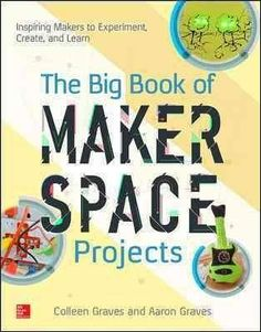 Start-to-finish, fun projects for makers of all types, ages, and skill levels! Written by two school librarians obsessed with making stuff, this easy-to-follow guide is full of hands-on, low-cost make