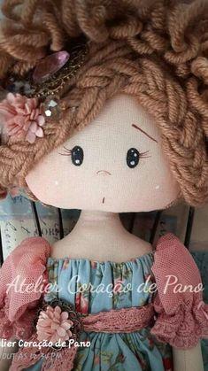 Crop Top Pattern, Crochet Crop Top, Handmade Dolls, Crochet Hats, Teddy Bear, Mini, Crafts, Doll Hairstyles, Doll Hair