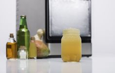 Mangoes and nugget ice, a match made in ice heaven. Nugget Ice Maker, Match Making, Hot Sauce Bottles, Beverages, Drinks, Bourbon, Mango, How To Make, Heaven